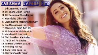 Karishma Kapoor Hits Songs