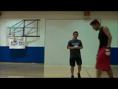 "Nick Roman Vs Steven Woo - Small Ball ""B"" Finals - Game 2 - Calgary 2015"
