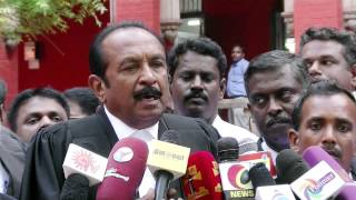 Activist Sasi Perumal Was Hanged To Death I Have Fresh Evidence - Vaiko In Chennai High Court