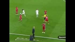 ¿FUE O NO FUE? Tarjeta roja para Aruturo Vidal   R Madrid 3 -Bayern 3   UCL 2017