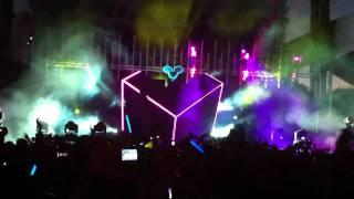 Deadmau5 - SOFI Needs A Ladder (Live @ Austin City Limits 2010)