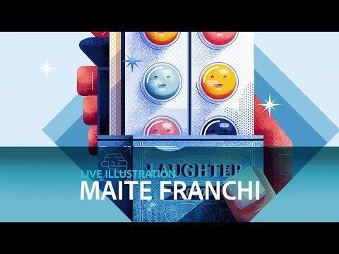 Live Illustration with Maite Franchi - DAY 2/3