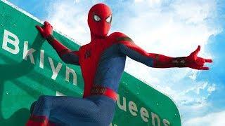 Человек-паук сцена после титров [Капитан Америка]