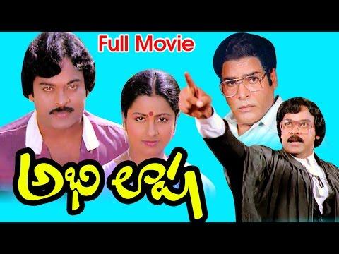Abhilasha Full Length Telugu Movie    DVD Rip..