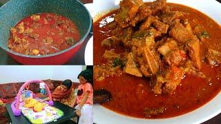 എല്ലു കറിയും പുട്ടും കഴിച്ചിട്ടുണ്ടോ?Unboxing Baby Accessories/Beef Bone Curry/Ayeshas Kitchen