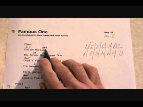 The quickest way to transpose any song in seconds!!!