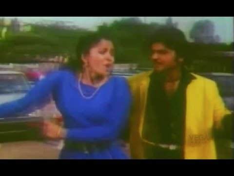 Love Song Of Gautami & Ramki From Tamil Movie Vazhndhu Kattuvom