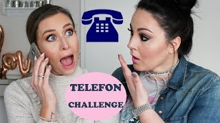 TELEFON CHALLENGE + NEUES INTRO
