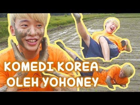 Cover Lagu KOMEDI KOREA OLEH YOHONEYㅣYOHONEY COWOK KOREA HITSLAGU