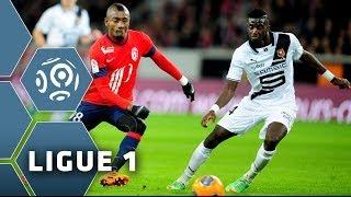 LOSC Lille - Stade Rennais FC (1-1) - 24/01/14 - (LOSC-SRFC) -Résumé