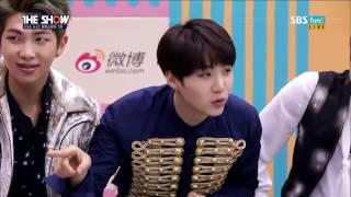 161025 The Show News BTS part 2 (ENG SUB)