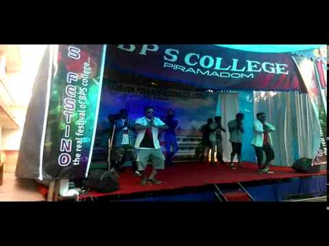 funny dance by bps college piramadom  s4 m.com guyz 2015