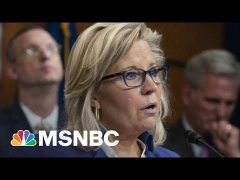 Rep. Liz Cheney Continues Criticism Of Trump's False Election Claims | Morning Joe | MSNBC