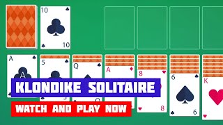 Klondike Solitaire · Game · Gameplay