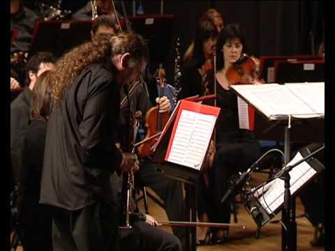 Javier Girotto, Orchestra Sinfonica 1