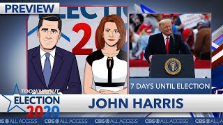 Tooning Out Election 2020 Panel: 7 Days Until Election