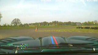 Marcos LM 400 Track Lap at Haynes.24-4-10