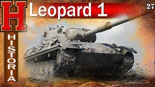 Leopard 1 na usuniętej mapie Northwest - Nostalgicznie - World of Tanks