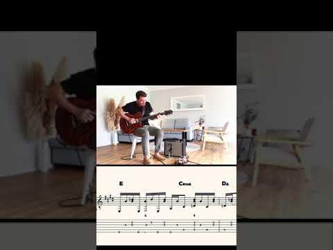 Adam Miller - Hustle (transcription)