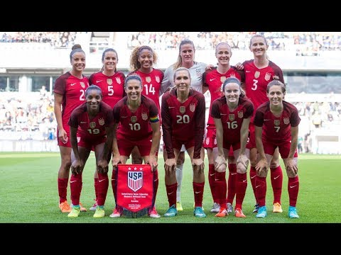 WNT vs. Sweden: Highlights - June 8, 2017