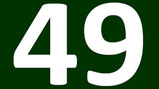 АНГЛИЙСКИЙ ЯЗЫК ДО ПОЛНОГО АВТОМАТИЗМА С САМОГО НУЛЯ  УРОК 49 УРОКИ АНГЛИЙСКОГО ЯЗЫКА
