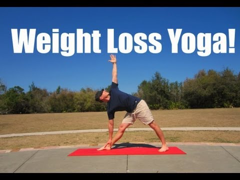 Weight Loss Yoga For Beginners – 10 minute Yoga Flow