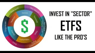 Learn To Invest In Sectors Of The Stock Market With Vanguard Etfs