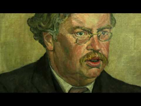 """G.K. Chesterton - """"CATHOLICISM: The Pivotal Players"""" (Preview)"""