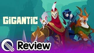 Gigantic Review