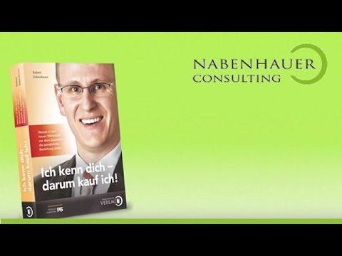 Social Media Marketing Bestseller: Taschenbuch: Ich kenn dich - darum kauf ich! Robert Nabenhauer