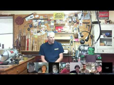 Show - S4E18 - Carl Jacobson - The Woodshop .TV