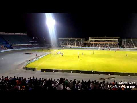 Township Rollers (2) vs Extension Gunners (0)  btc Premier League National Stadium - 7 Dec 2016