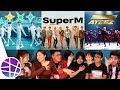 Filipinos React to Kpop VERSU2 #4 (SuperM, TXT, ATEEZ) | EL's Planet