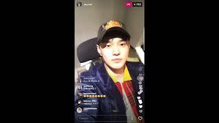 [ENG SUB] 171018 Dean's Instagram Live - New album RVNG talk!!!!!