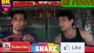 Desi Rajbansi  Comedy Johnny Lever Drinks Aamir Khan's Piss | Funniest Scene | Mela