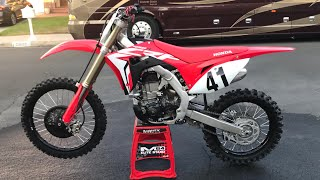 5 Pros and 5 cons about my 2019 CRF 450R