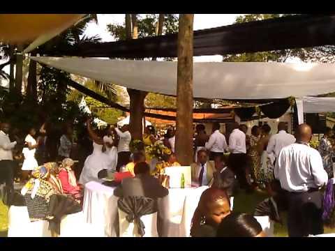 Mwai and Beth's Wedding - Amukira Ngatho - August 27th, 2011