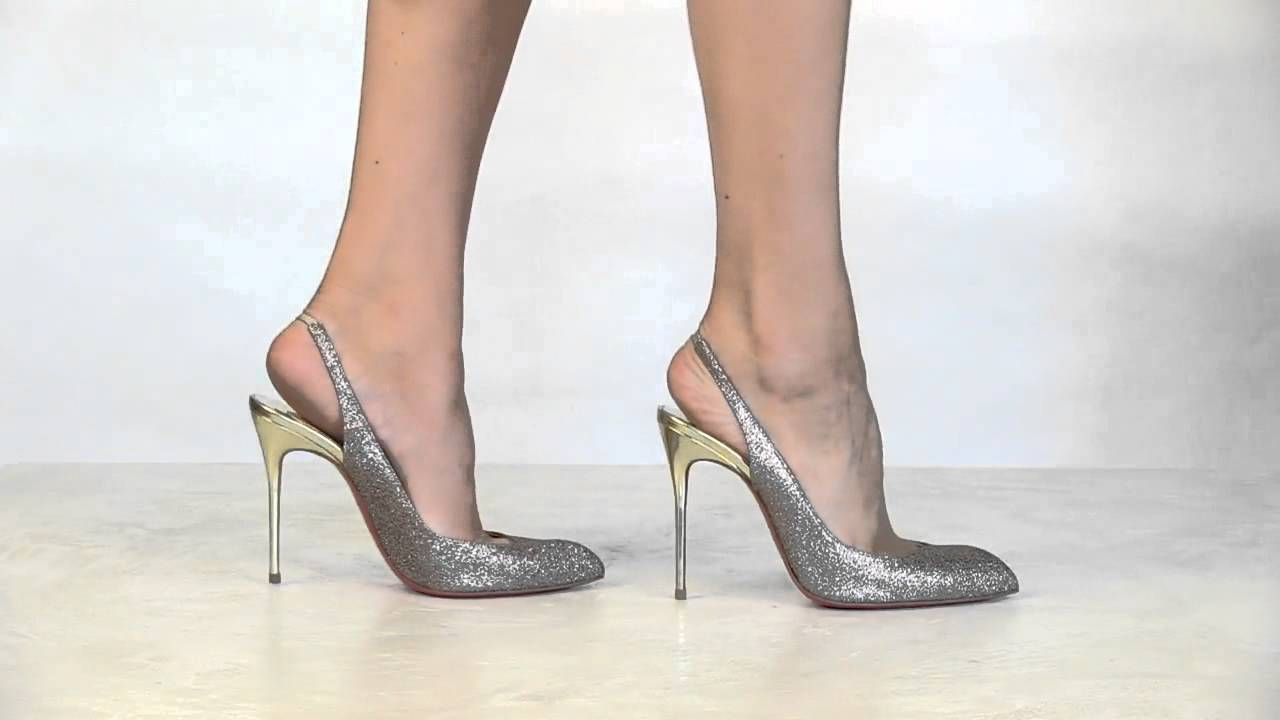 8866e2ae1da4 Footcandy Shoes Christian Louboutin Corneille - YouTube