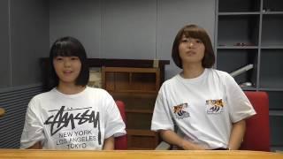 2016年8月3日(水)2じゃないよ!市野成美vs矢方美紀