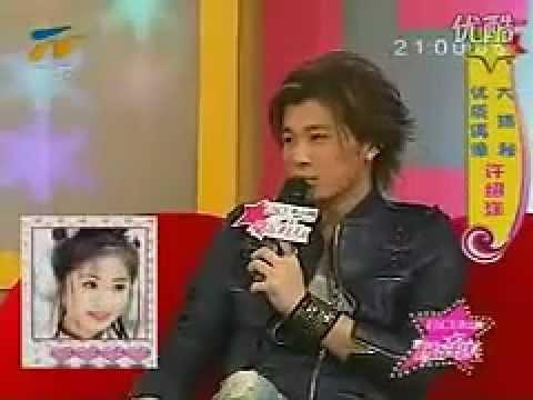 Ambrose Hui Choose Ruby Lin as His Girlfriend ( in raeality show )