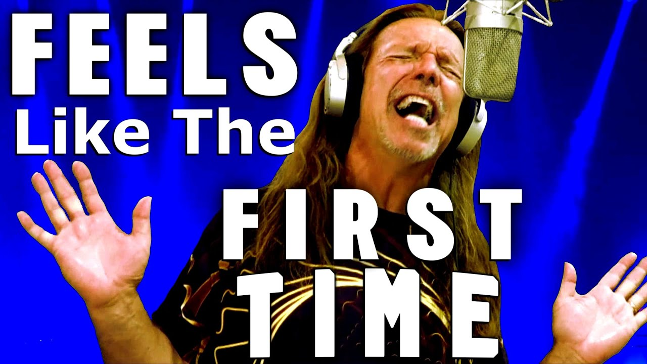 Download Foreigner - Feels Like The First Time - Ken Tamplin Vocal Academy