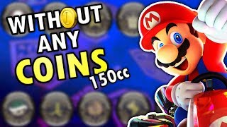 Is it Possible to Beat EVERY 150cc Cup Without Collecting ANY Coins?