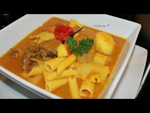 Recette Soup Joumou Facile | Bon Eksplikasyon | Episode 12 { Creole}