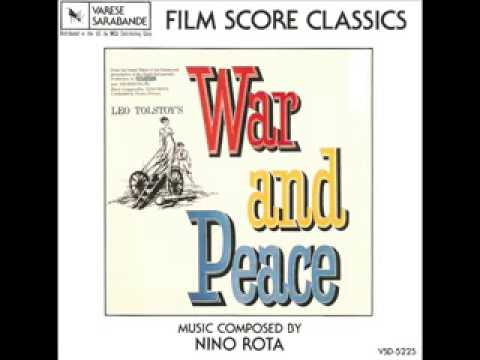 War and Peace  Prelude 1956 Music composed  Nino Rota