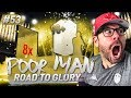 OMG I PACK A 90+ PRIME ICON and 8 WALKOUT PLAYERS!!! - POOR MAN RTG #53 - FIFA 19 Ultimate Team