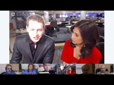 MyFOXLA Google+ Hangout: Josh Dallas