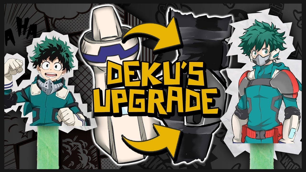 Deku Needs An Upgrade Details And Information My Hero Academia