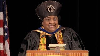 Assemblymember Shirley Weber: Keynote Address at the 2016 Commencement