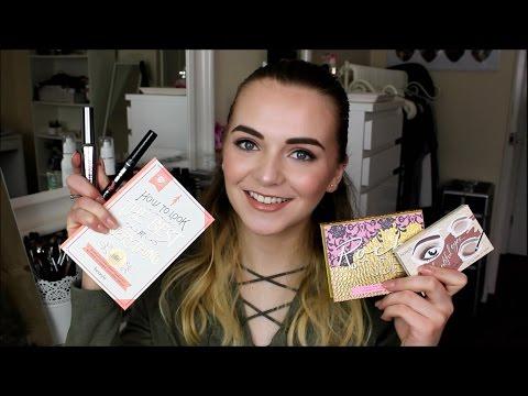 Benefit Cosmetics Work Starter Kit Haul | Jamie Johnston