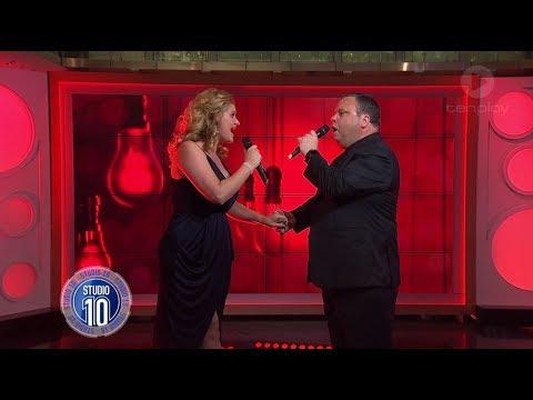 Mirusia And Paul Potts Perform 'The Prayer' | Studio 10